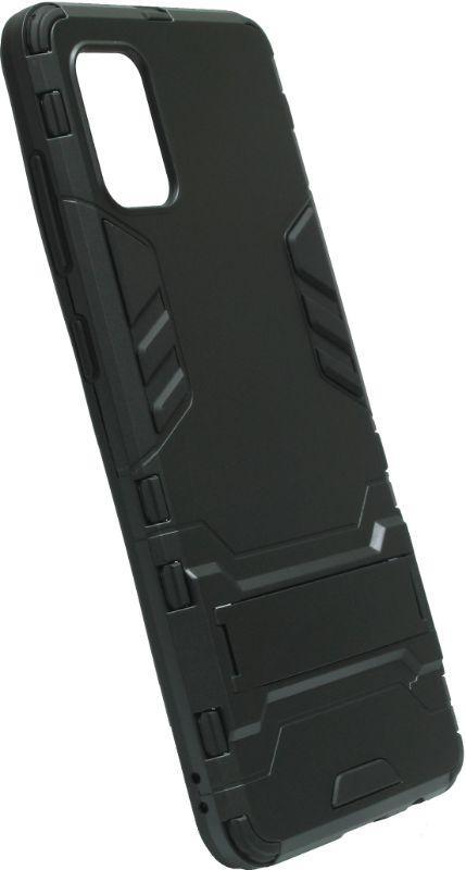 Накладка SA A315 black Deep Armor hold TPU PC