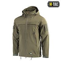 M-Tac куртка Soft Shell Police Olive