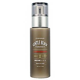 Легкая увлажняющая эмульсия для мужчин Etude House Gentle Black Hydrating Emulsion 150 мл