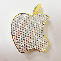Зажигалка в стразах Apple