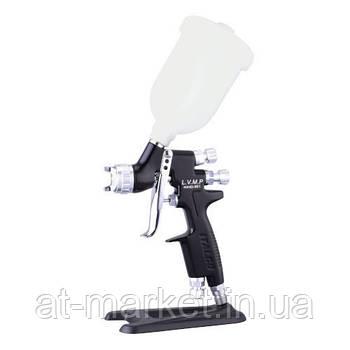 Пистолет покрасочный мини LVMP 1,0 мм, ВП бачок 250 мл ITALCO D-951-MINI-1.0LM