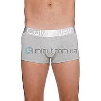 Мужские трусы Calvin Klein комплект 5 штук, хлопок, фото 3