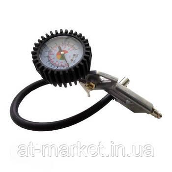Пистолет для подкачки колес с манометром AIRKRAFT STG-08