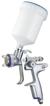 Пневмопистолет лакокрасочный LVMP ВП бачок 600мл, 1,3мм ITALCO H-1001A-1.3LM