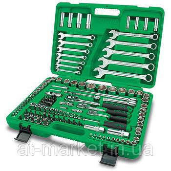 Професійний набір інструментів в кейсі 130ед. TOPTUL GCAI130B