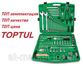 Професійний набір інструменту на 130 од. - ТОП-набір від TOPTUL (GCAI130T)