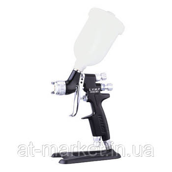 Пистолет покрасочный мини LVMP 0,8 мм, ВП бачок AUARITA D-951-MINI-0.8LM