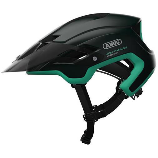 Шолом велосипедний ABUS MONTRAILER M 55-58 Smaragd Green, фото 2