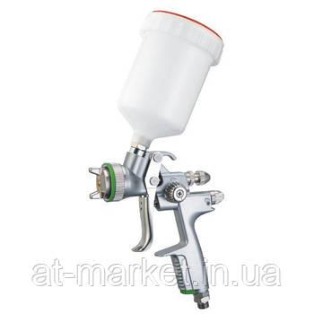 Пневмопистолет лакокрасочный HVLP 600мл, 1,3мм ITALCO H-1001A-1.3