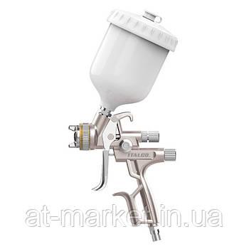Краскопульт с верхним бачком LVMP 600мл, 1,4мм ITALCO Gloss-1.4LM