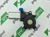 Мотор стеклоподъемника передний левый Лачетти grog Корея