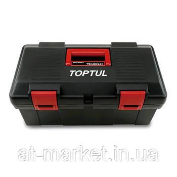 Інструментальний ящик 2 секції 445x240x202 TOPTUL TBAE0301