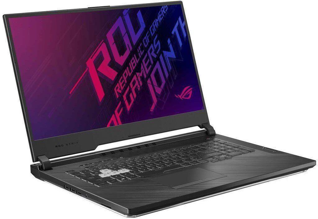 Ноутбук Asus ROG Strix G GL731GU (GL731GU-RB74)