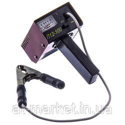 Вилка нагрузочная для проверки аккумуляторов (100А) (Херсон) ВНАГР100