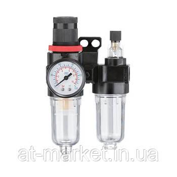 """Блок подготовки воздуха для компрессора 1/4"""" AIRKRAFT AFC2500"""