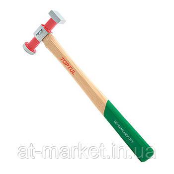 Молоток рихтовочный для кузовных работ TOPTUL JFAA0433