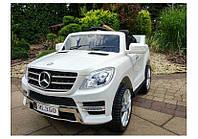 Детский электромобиль Джип «Mercedes-Benz ML 350» M 3568EBLR-1 Белый