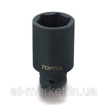 "Головка торцева 60 мм TOPTUL 1"" ударний довга KABE3260"