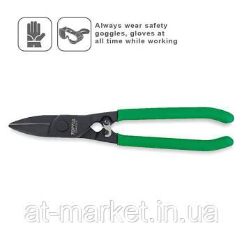 Ножницы по металлу прямые 250 мм TOPTUL SBAH1010