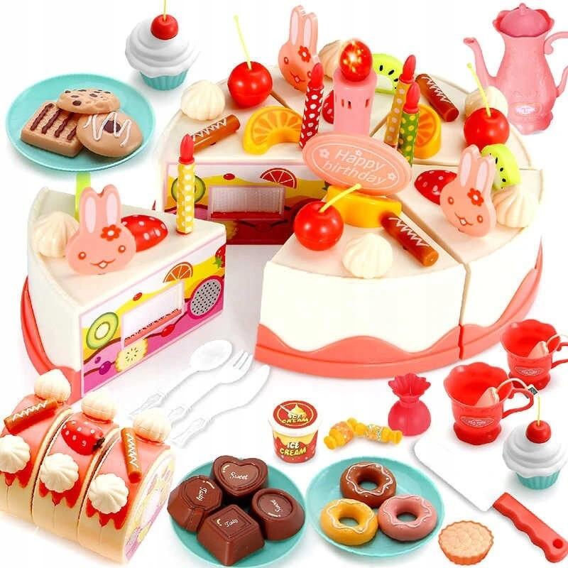 Детский игровой торт  83 ел