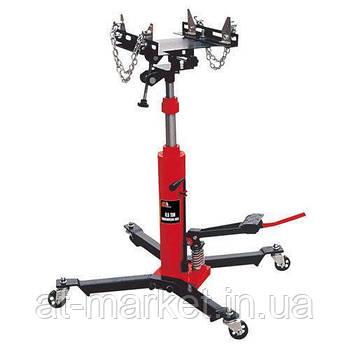 Гидравлическая стойка для снятия КПП с двойным штоком 0,5т 830-1760мм TORIN TEL05005