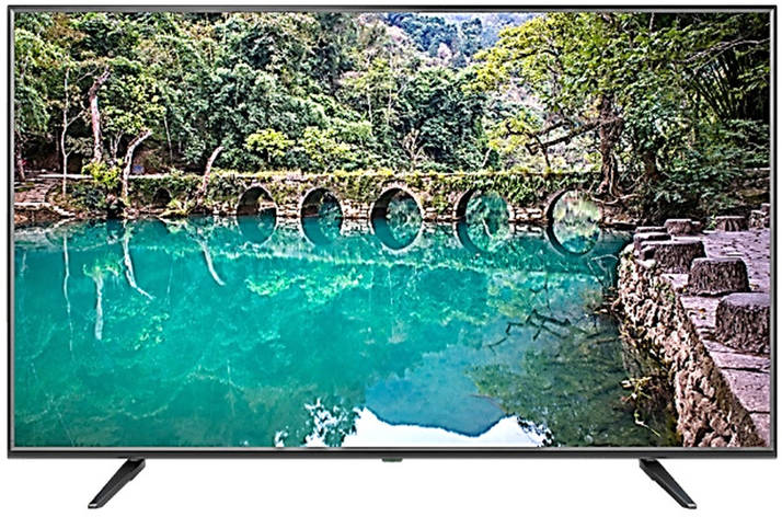 "Телевизор 50"" Grunhelm GT9UFLSB50 Black, фото 2"