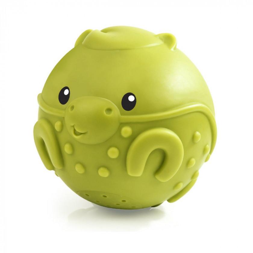 Sensory текстурная игрушка маленький друг зелёный (905177S)