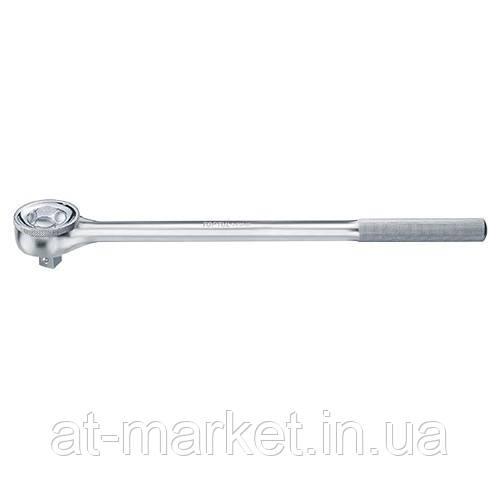 "Рукоятка с храповым механизмом 3/4"" 500 мм TOPTUL 43 зубца CHFS2451"