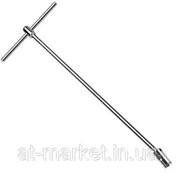 Ключ торцевой Т-образный TOPTUL с шарнирном 10мм CTBA1032
