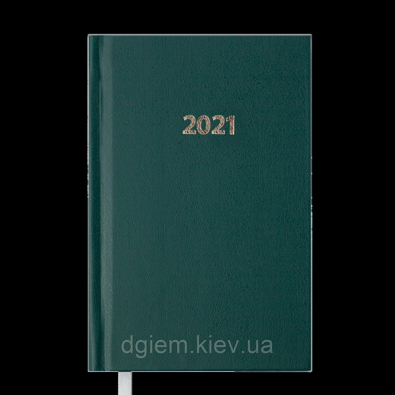 Ежедневник датированный 2021 STRONG A6