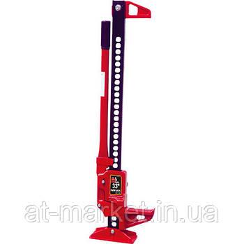 Домкрат реечный механический 3т 125-660мм TORIN TRA8335