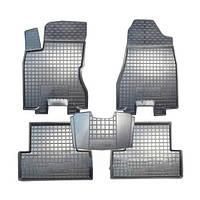 Авто коврики в салон Nissan X-Trail T31 (2007>) (Avto-Gumm) автогум