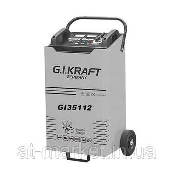 Пуско зарядное устройство 12/24V, 500A, 220V G.I.KRAFT GI35112