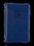 Ежедневник датированный 2021 BRAVO(Soft) A6, фото 3