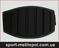 BioTech Belt Velcro Wide (чёрный) Размеры: S, M, L, XL, XXL