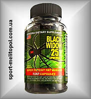ClomaPharma Black Widow-25 25 капс. ОРИГИНАЛ (в пакете)