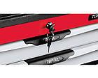 Тележка инструментальная профессиональная TOPTUL (Pro-Line) 7 секций (красная) TCAC0702, фото 2