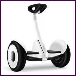 ГИРОБОРД ГИРОСКУТЕР Ninebot Mini (MiniRobot 54V) Premium White  ГАРАНТИЯ