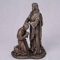 """Статуэтка """"Всепрощающий Иисус"""" 20 см"""