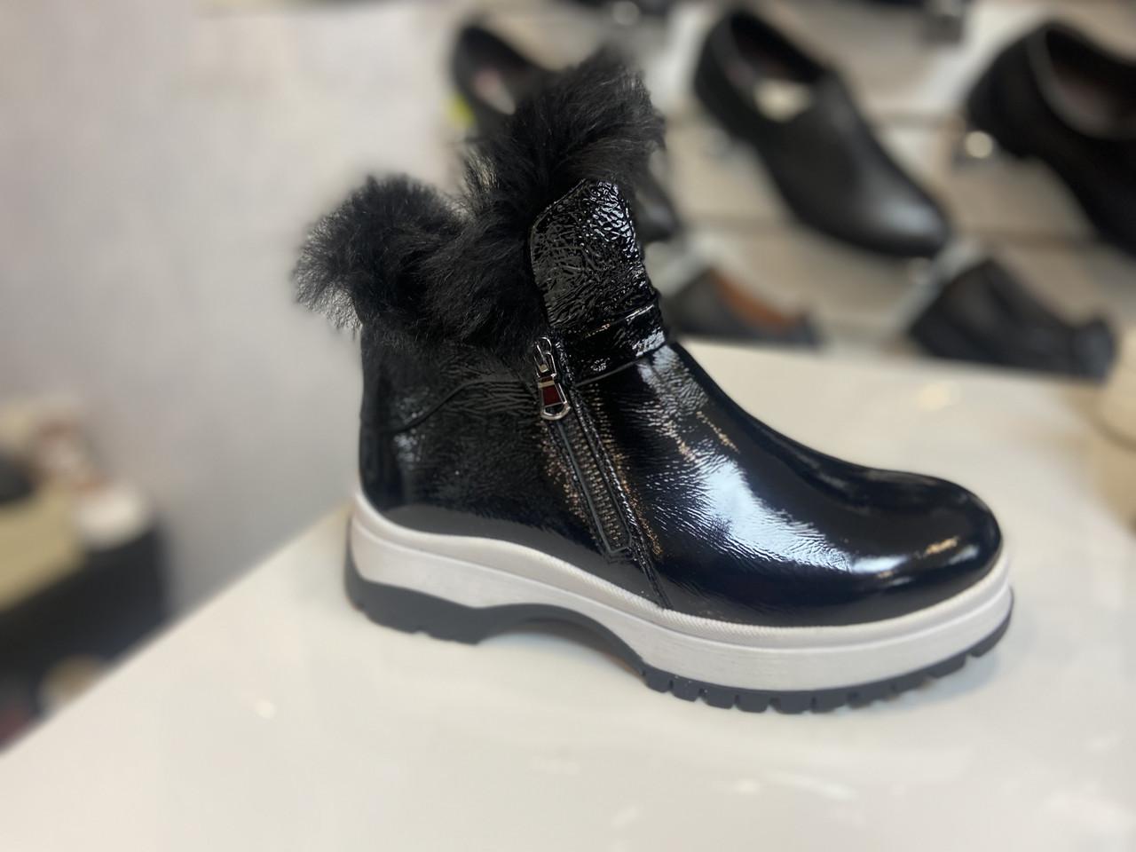 Жіночі зимові черевики KaDar