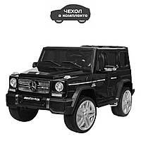 Детский электромобиль Джип «Mercedes-Benz G 65 AMG» M 3567EBLR-2 Черный