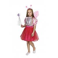 "Костюм Бабочки розовый (104-134 см) ""Karnaval"" 1P/3RGI-200"