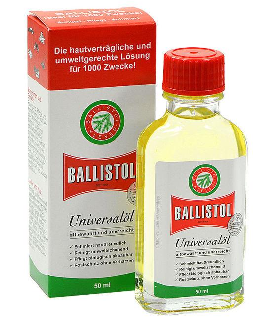 Масло оружейное 50мл Ballistol Klever 16172000