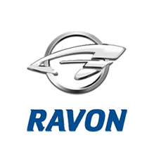 Килимок в багажник для Ravon (Равон)