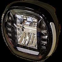 LX300-6H 300AC Фара передняя LED 12V-20W/13W/3.2W VOGE AC6 - 280350943-0001