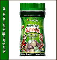 Puritans Pride Children's Multi Gummies 60 детские жевательные витамины