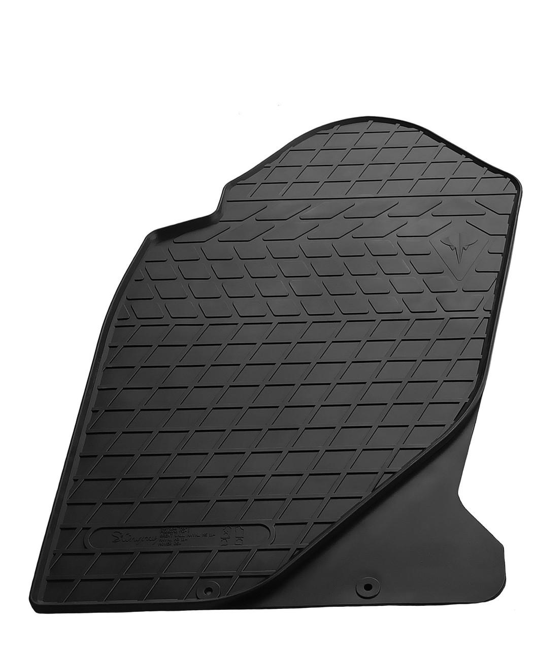Водительский резиновый коврик для    GREAT WALL Hover 2005-2010 Stingray