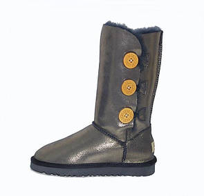 """UGG BAILEY BUTTON TRIPLET II BOOT """"GOLD"""" Арт. 4002"""
