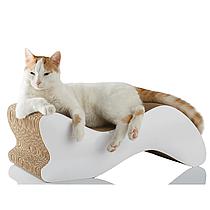 Когтеточка (дряпка) - лежанка для кошек AC-C (50x18x24см)