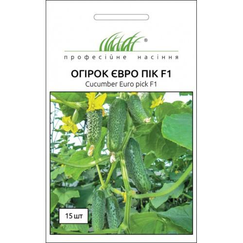 ТМ Професійне насіння Огурец Евро Пик F1 10шт